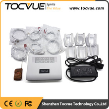 Tocvue hot-selling cell phone / tablet pc anti-theft ports alarm 8 port T800