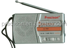 AM/FM portable Radio
