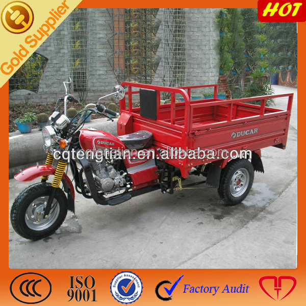 150cc Ducar China 3 wheeler motorcycle