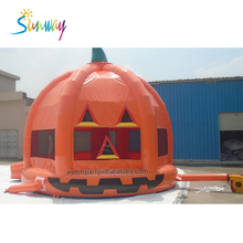 Factory Customized Inflatable Bounce House , Inflatable Bounce Castle Combo For Kids