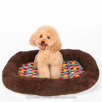 The new dog mat cat pet nest kennel pet mat Chihuahua mattress