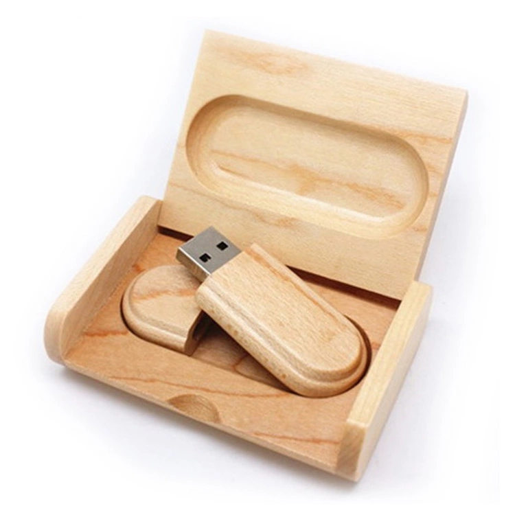 Wedding gift wood usb memory stick with gift box usb 2.0 3.0 with factory price