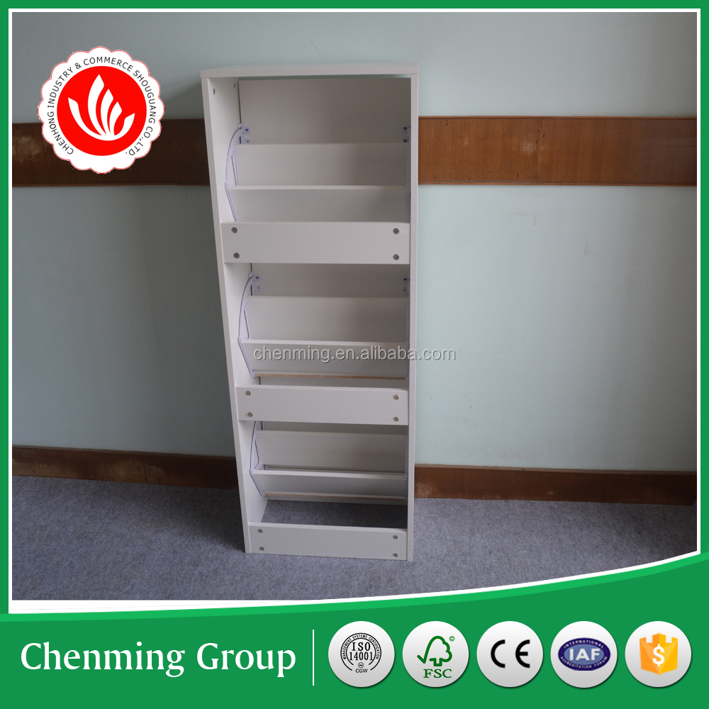 wholesale large wood shoe rack for sale
