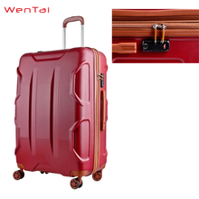 Professional air port travel luggage bags cases trolley