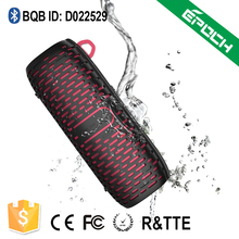 Walking mini portable subwoofer bluetooth speakers with wireless microphones