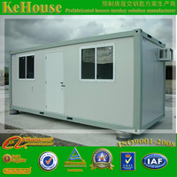 sandwich panel light steel prefab container house prefabricated home for labour camp