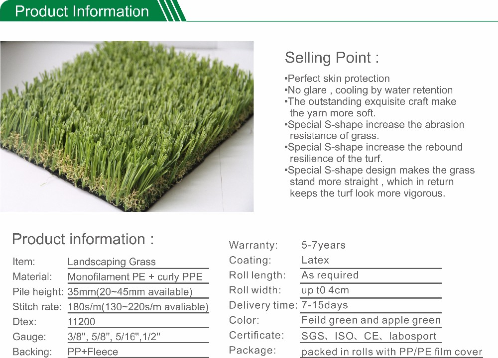 SGS Approval No Heavy Metal Cheap Decorative Artificial Grass Turf For Sale Artificial Turf Prices