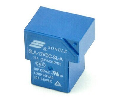 Songle relays T90 4p 12V SLA-12VDC-SL-A new original