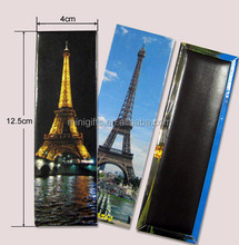 12.5*4cm tinplate fridge magnet printing machine