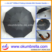 Promotional new adult no handle rain umbrella hat