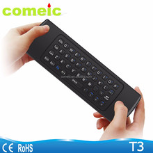 T3 IR Learning function 2.4g wireless usb keyboard t3 arabic air mouse