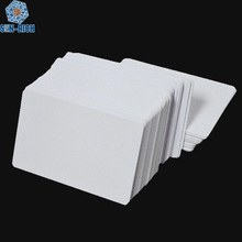 Credit <strong>Card</strong> Size Blank Plain White Pvc Cr80 30mil ID <strong>Card</strong> for ID printer