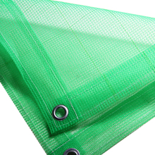 Supplier HDPE Plastic +UV Treated shade net price per meter Farming Roof Garden Outdoor Green Fence Sun Protection