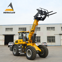 Heracles automatic telescopic boom conveyor