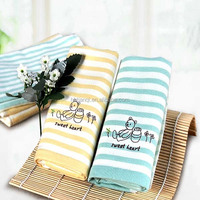 Alibaba manufacture baby gift blankets