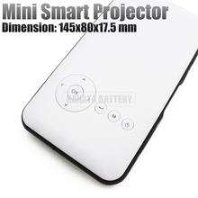 China Mini Projector from Shenzhen, Best Ultra Slim Mini Projector with Auto Zoom Focus, Supports Mobile Hard Disk