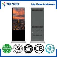 2017 new shanghai songjiang slim touch LCD ad