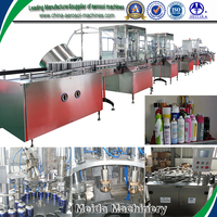 Factory Price Aerosol Filling Machine From