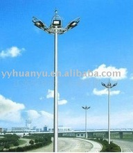 middle mast street lighting poles