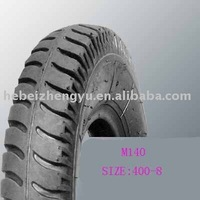 mini chopper tyre 400-8 motorbike tire