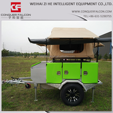 2015 New mini trailer for camping