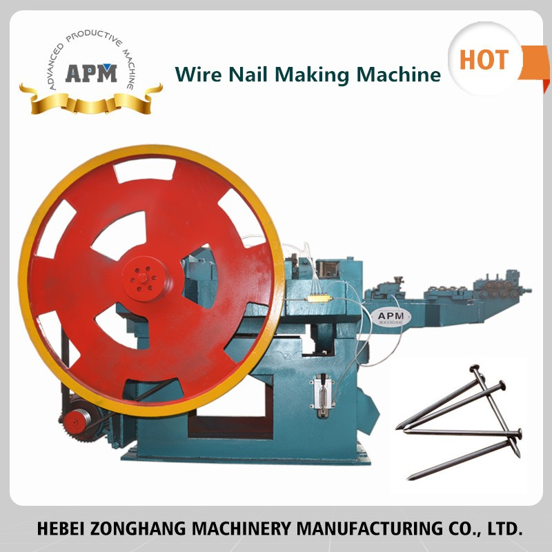 N Top Quality Common Wire Nail Making Machine For