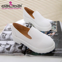 2015 China best price $5 fancy cheap fashion high platform shoes