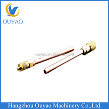 Air Conditioner Parts Access Valve Charging Valve