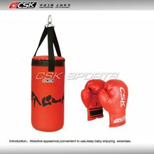 Kid Boxing Punching Bag Kid Boxing Gloves