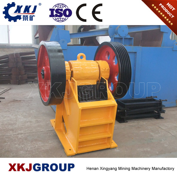 Hot selling small portable stone mobile jaw crusher with low price
