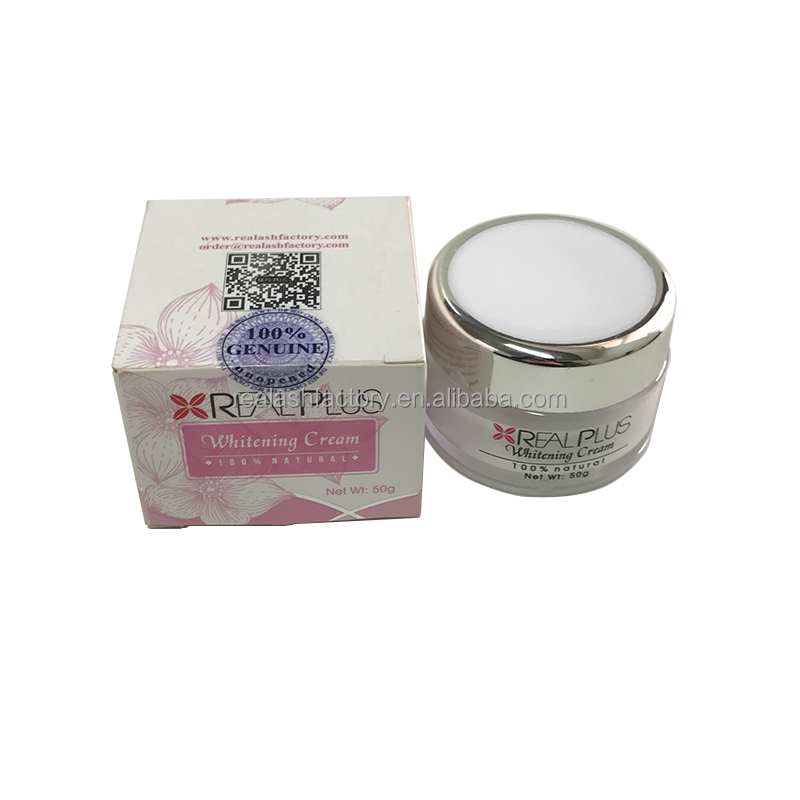 HOT SALE factory supplier 50g on skin underarm whitening night cream