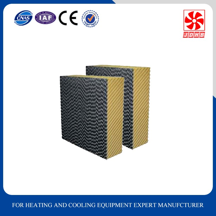 fully and automatic poultry house equipment one side painted cooling pad