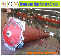 stable aac block cutter specially designed by Dongyue machinery group