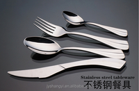 Hot Sell! 2015 new design S/S cutlery set Dinnerware wholesale stainless steel best selling