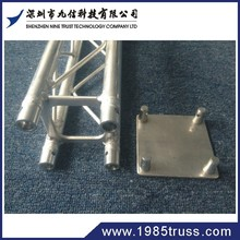 aluminum / steel space truss structure