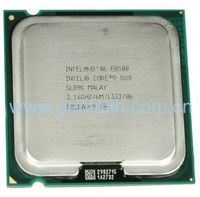 Hot intel core 2 duo cpu E8500 for desktop LGA775