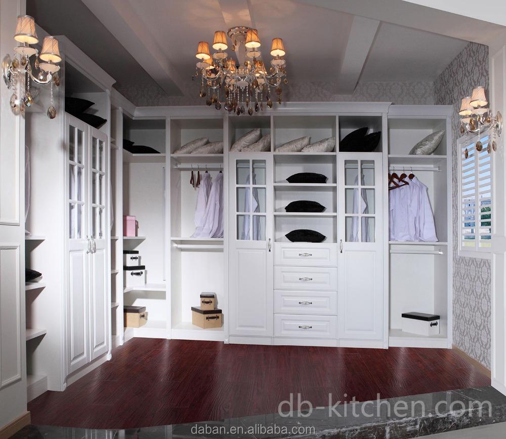 Open Walk In Robe Bedroom Wardrobe Closet Bedroom
