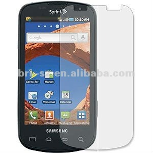 Clear screen protector/guard/ward for Samsung_Epic_4G_D700