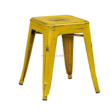 picture of outdoor industrial stool, metal furniture dining room industrial stool, cheap industrial stool