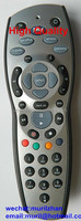 Silvery 40 Keys SKY,SKY HD,SKY++ remote to uk market Universal Remote Control to United State market ZF Supply to UK Europen