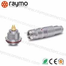 Raymo FGG and EGG IP68 waterproof circular connector solder type panel mount plug and cable socket