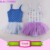Boutique Stage Dance Wear Cute Dress costume sleeveless children girls camisole leotard dancing ballet tutu floral dress