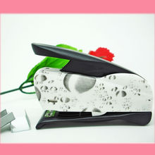 Hot Selling Crystal Plactic Stapler