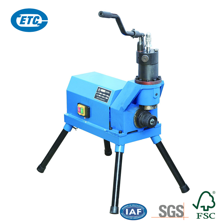 Gold Supplier Professional Custom Electrical 6mm 550w Pipe Grooving Machine