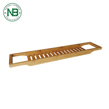 Bamboo bath caddy / bath caddy tub caddy / popular bathtub tray