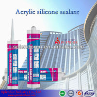 acetic silicone sealant/glass adhesive/glue/acrylic emulsion