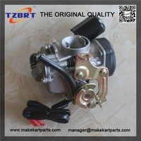 GY6 50cc small-scale motorcycle engine carburetor parts