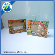 Manufacturer Trendy 3D Layered Wooden Picture Frame