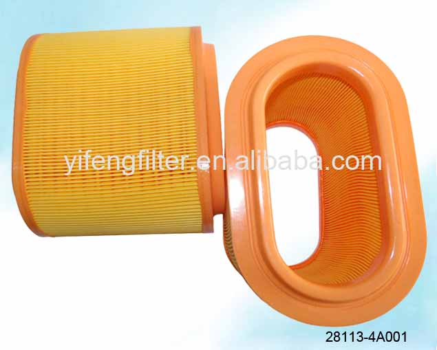 Air Filter 28113-4A001 for Hyundai Starex, H-1, H200, Satellite, Pickuo, Refine Dissel