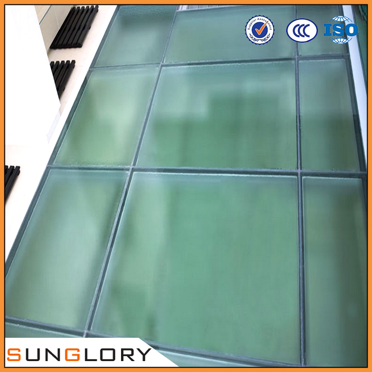 Tempered Glass for Bridge , Glass Bridge